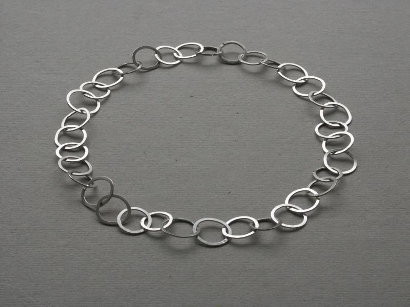 Silberkette von Vera Schellhorn