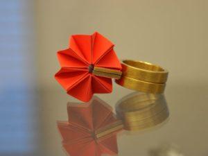 Ring von Alke Missalla, Sonderausstellung 2011 Handwerksdesign