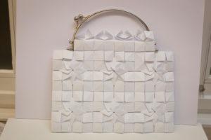 Taschengeometrie von Stefanie Ruppin, Sonderausstellung 2012: Kontraste