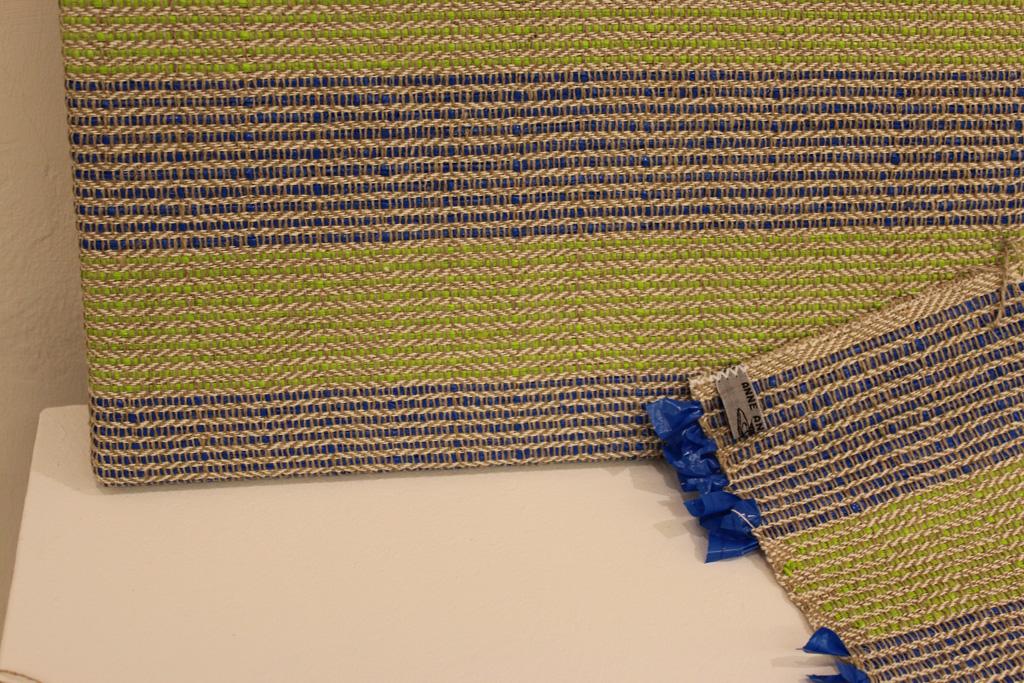 Muster III von Anne Andersson, Sonderausstellung 2013: anorganisch