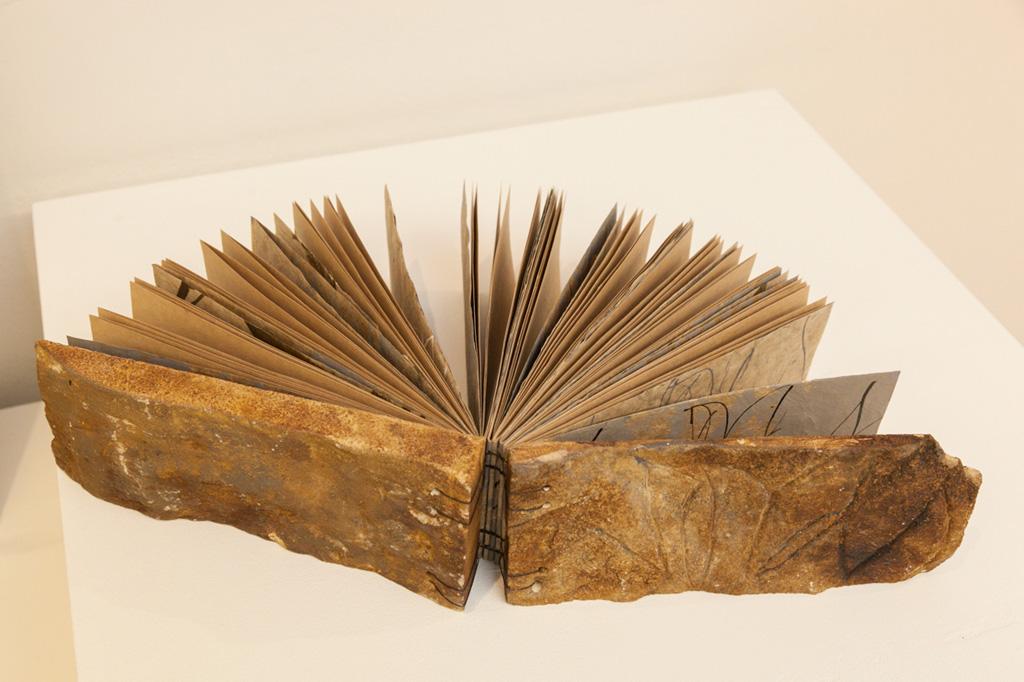 Verknüpfung von Birgit Nass, Sonderausstellung 2013: anorganisch