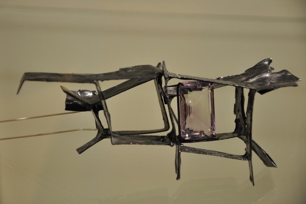 Architektonische Formvariationen von Lilli Veers, Sonderausstellung 2014 Leichtsinn
