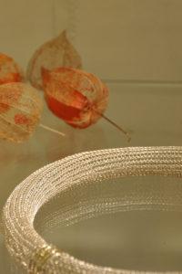 leicht, filigran, transparent von Taimi Zaeske, Sonderausstellung 2014: Leichtsinn