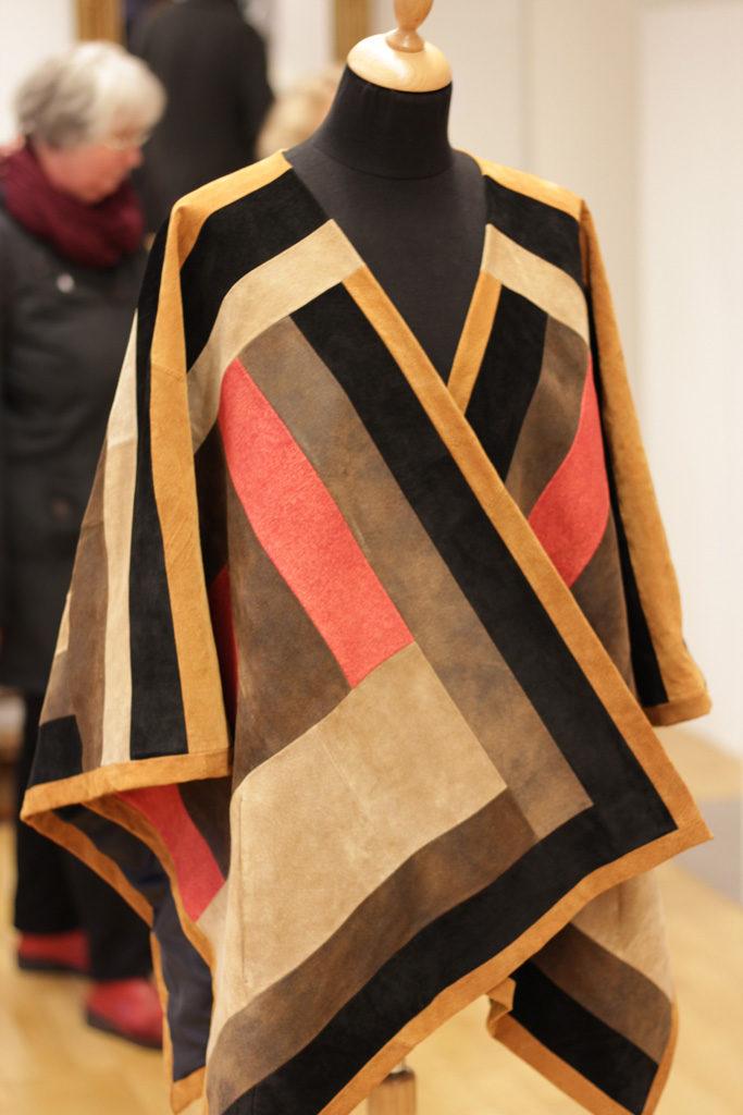 Das rote Quadrat von Katharina Blum, Sonderausstellung 2015 Verwandlung