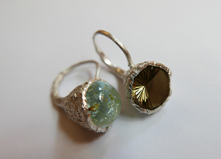 Ringe von Sabine Lang