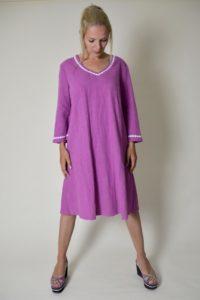 Kleid von Anja Backert