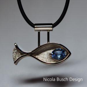 Fisch-Anhänger von Nicola Busch