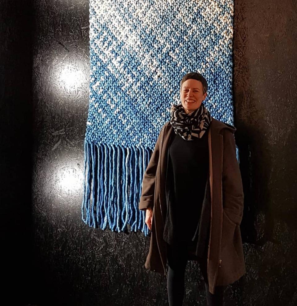 Teppich von Michelle Mohr