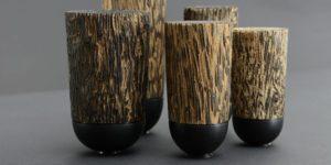Holzobjekt von Müller