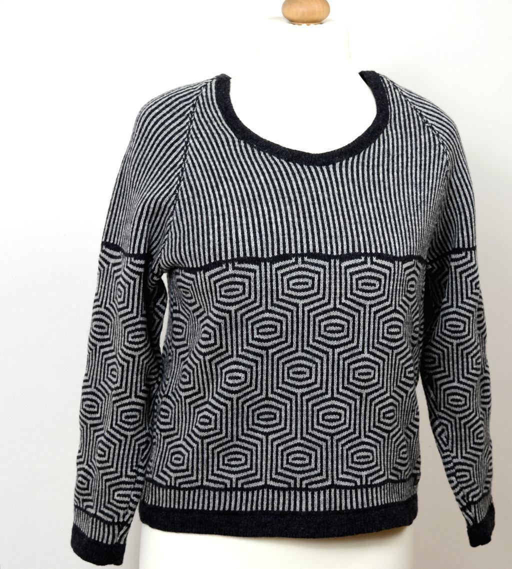 Muster-Pullover von Anne Heister