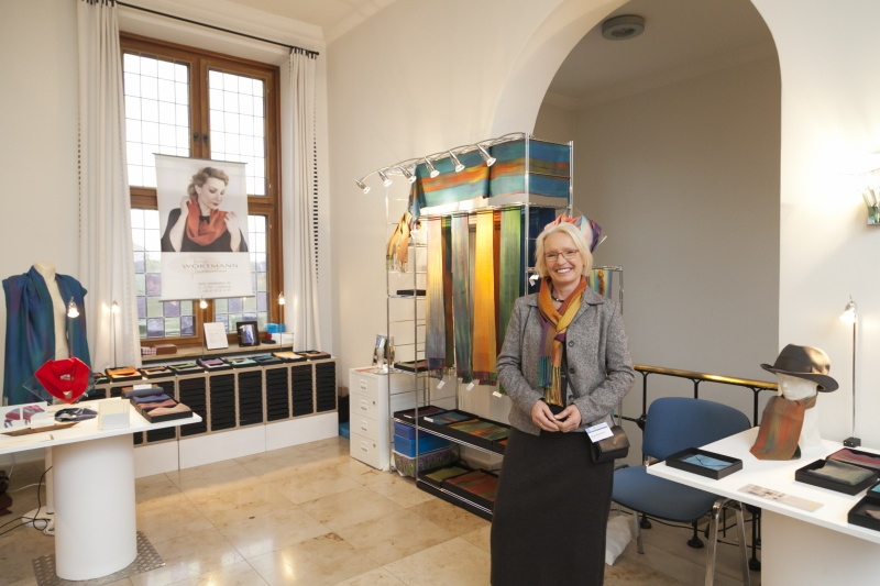 Ausstellung von Birgit Wortmann