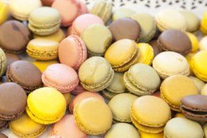 Macarons von Der Dinkelmeister