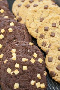 Cookies von Der Dinkelmeister