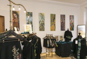 Ausstellung von Kerstin Svensson