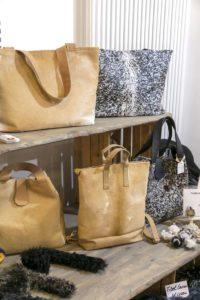 Taschen-Auswahl von Ulf Steinbock