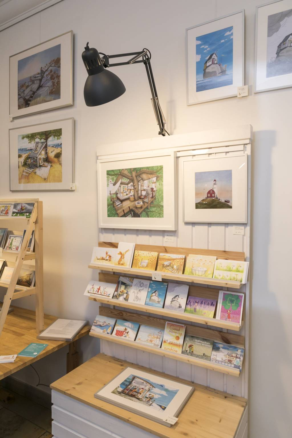 Bilder-Ausstellung von Katja Priebe