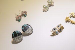 Ohrringe von Ilka Bruse