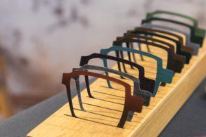 Muster Brillengestell von Peter Resch