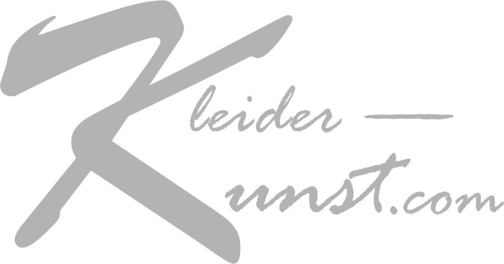Logo Kleiderkunst von Kerstin Svensson