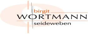 Logo seideweben von Birgit Wortmann