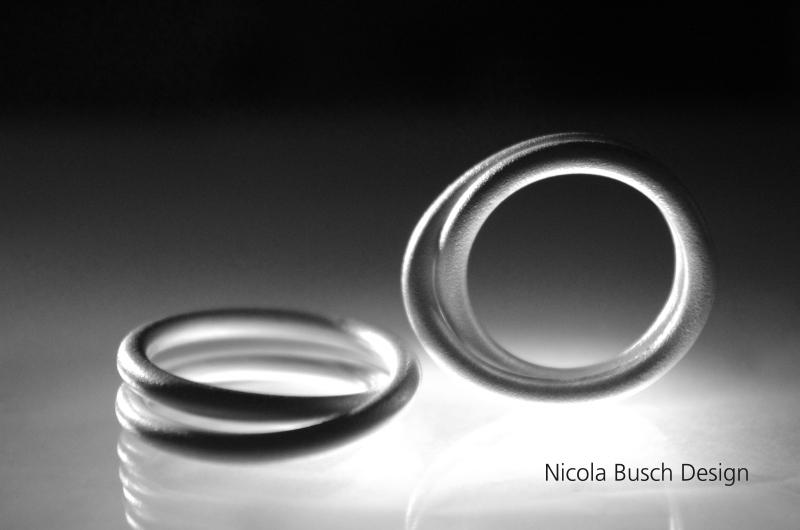 Loop Ringe von Nicola Busch