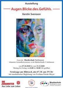 Plakat von Kerstin Svensson