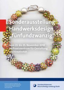 Sonderausstellung 2018 fünfundzwanzig - Plakat Front