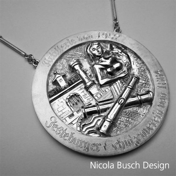 Kettenanhänger von Nicola Busch