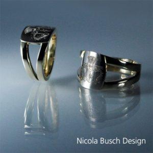 Siegelring von Nicola Busch