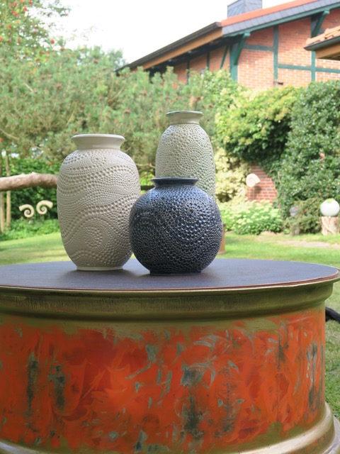 Vasen von Claudia Friedrichs