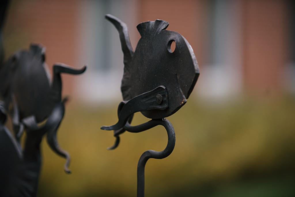 """Beet-Stecker """"Fisch"""" von Lars Dittmer"""