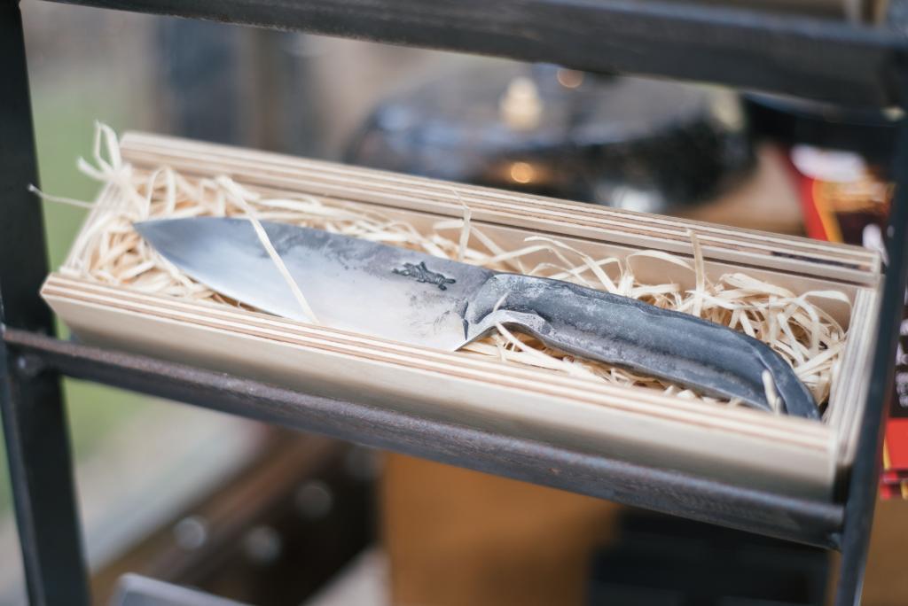 Messer von Lars Dittmer