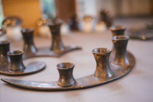 Kerzenhalter von Claudia Friedrichs