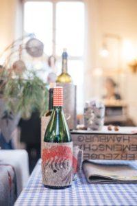 Flaschen-Deko von Eva Clara Fabian