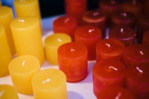 Kerzen von Anne Radtke