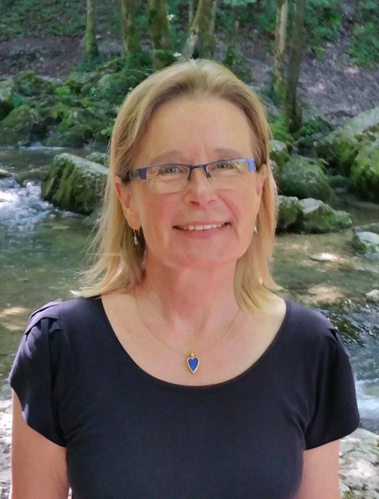 Portrait von Claudia Weißflog