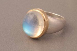 Janecke Mondstein Ring